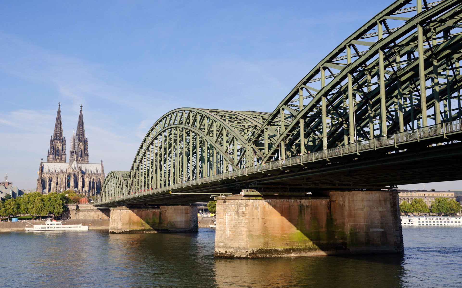 Rail travellers heading for Cologne this summer should prepare for revised rail timetables (photo © Hiro1775).