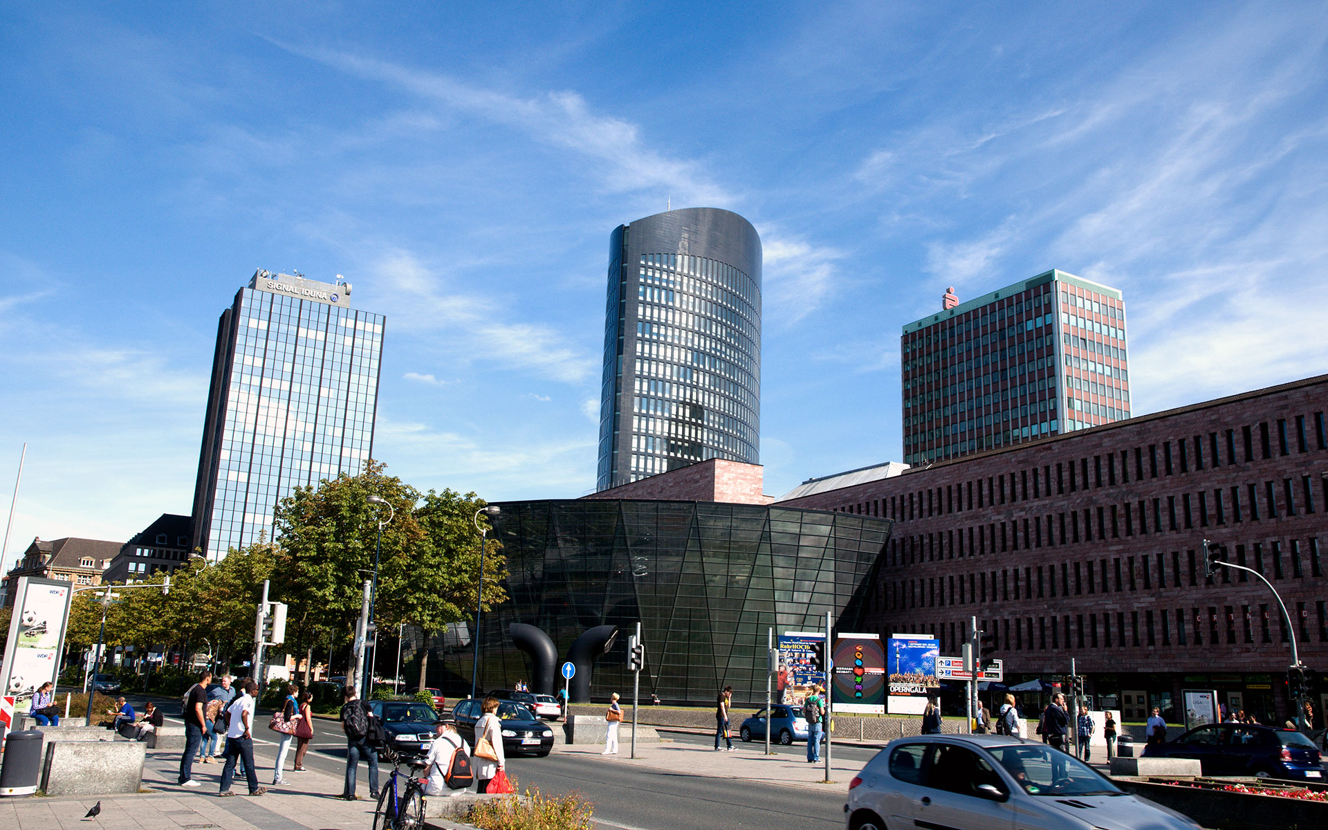 Dortmund secures a direct rail link with Brussels and Paris from December 2015 (photo © Peter Lovás / dreamstime.com)