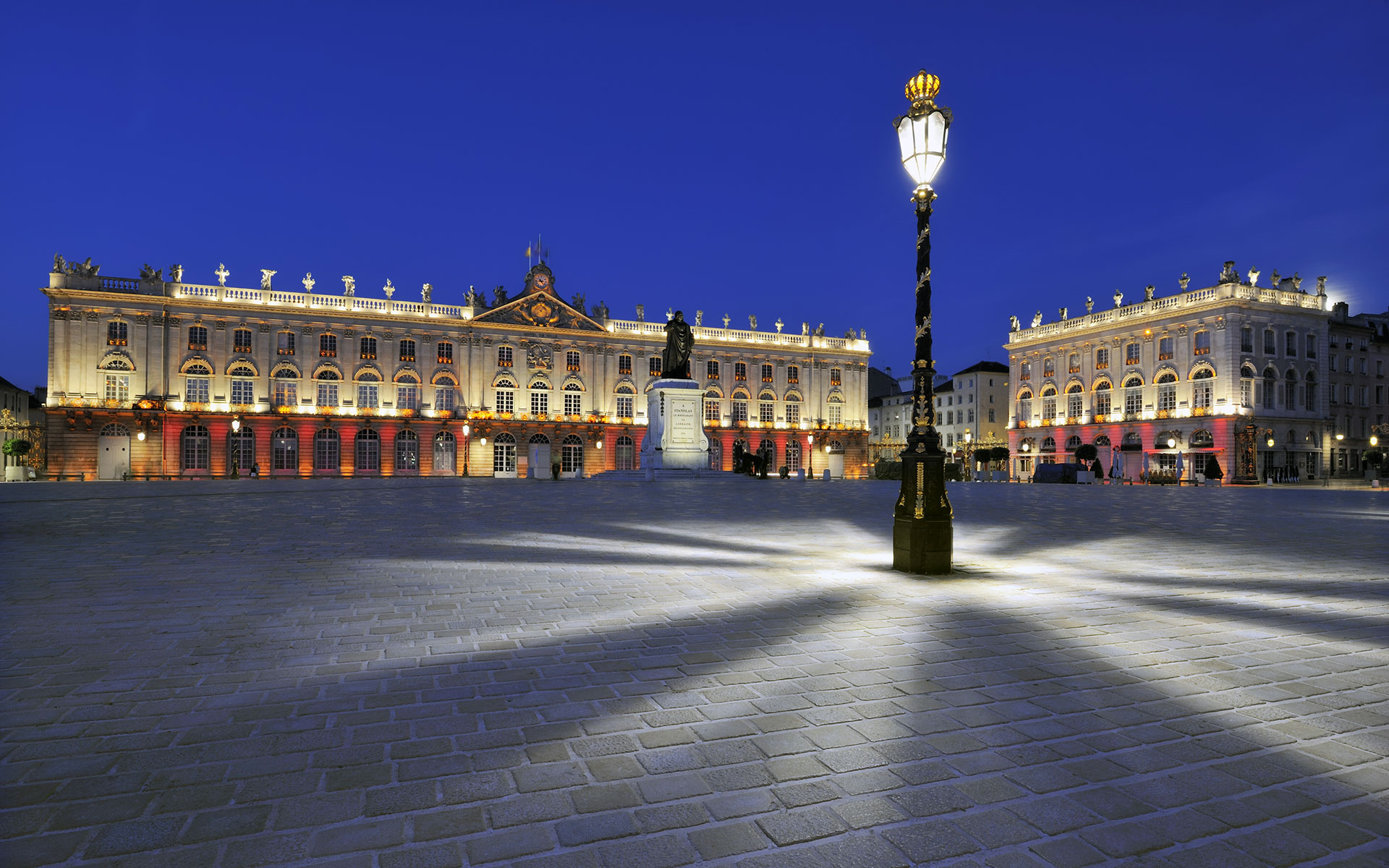 Place Stanislas in the middle of Nancy. The town will benefit from much better regional rail connections with the revamp of timetables in April 2016 (photo © Worldfoto / dreamstime).