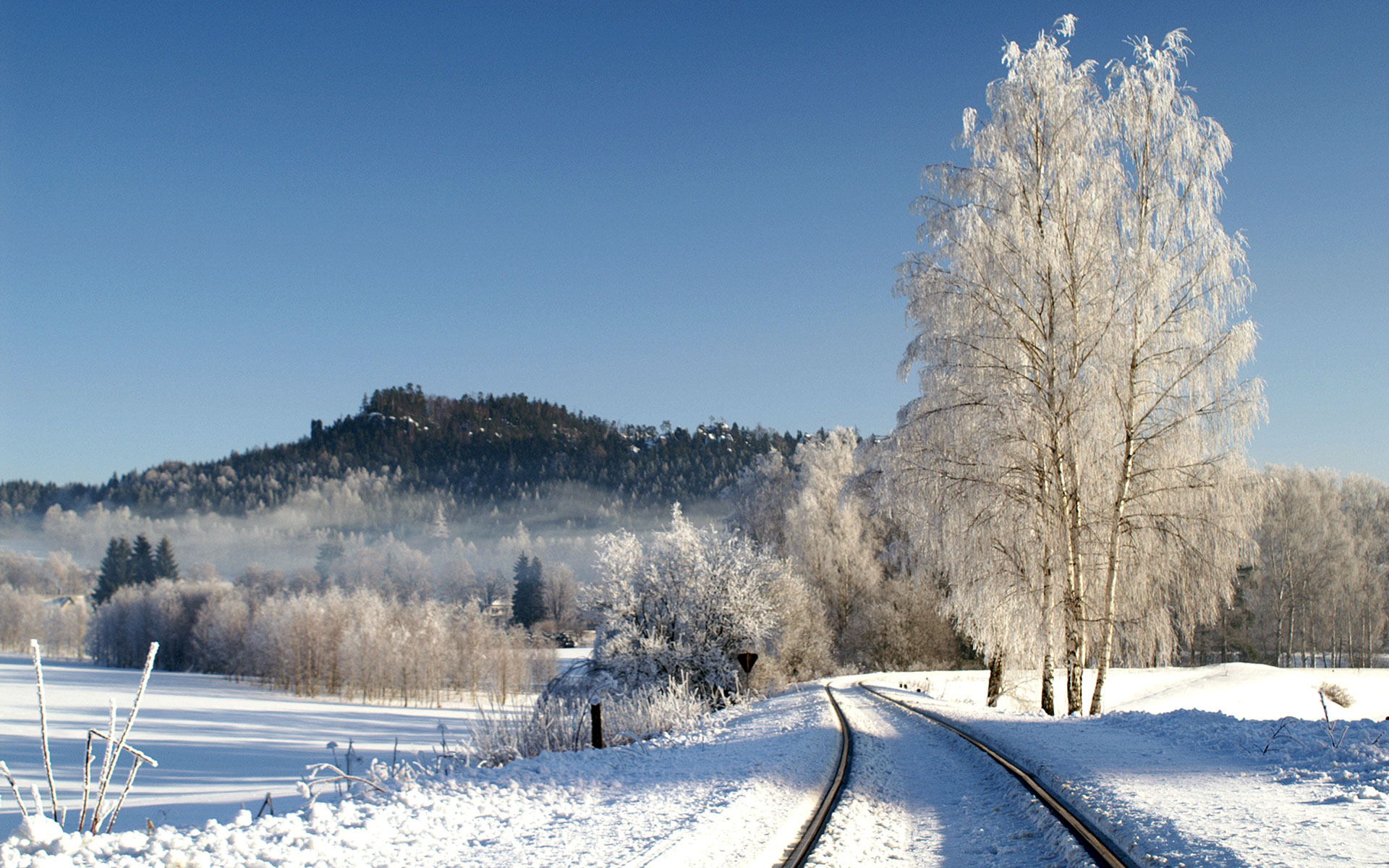 The Czech Republic has an excellent network of rural railways (photo © Tomás Simek / dreamstime.com)