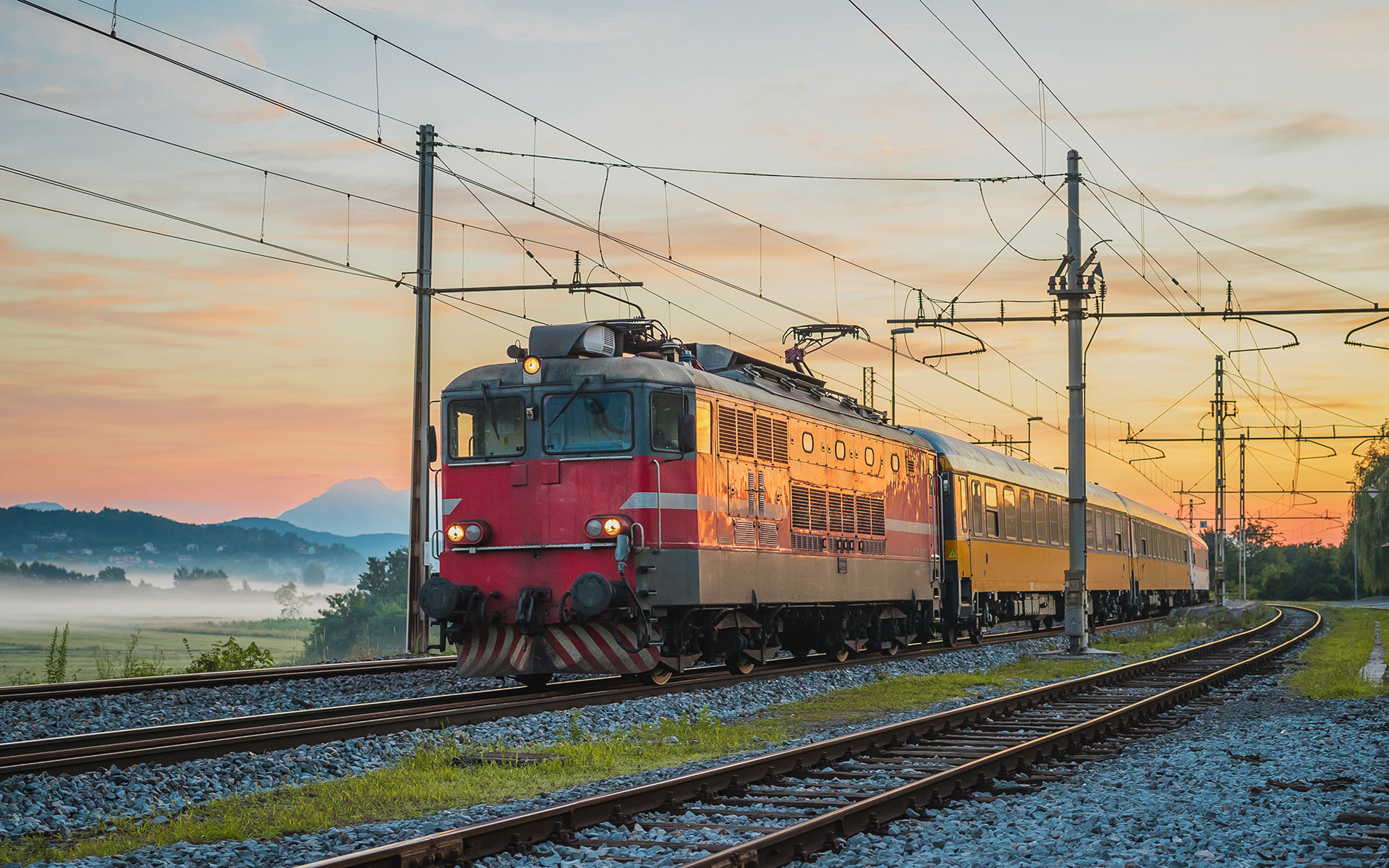 While many night train services are still on hold, the RegioJet overnight train from Prague to Rijeka, which is now running daily in both directions, is an entirely new route (photo © Anze Furlan / dreamstime.com).